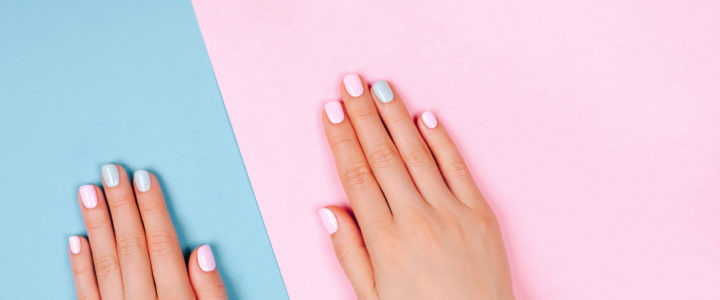 Summer Nail Art Design with Deluxe Nail Salon