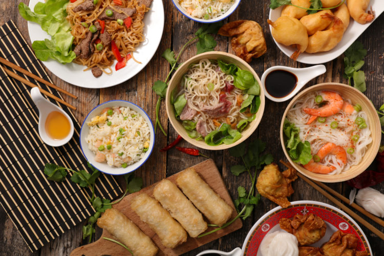 Find the Best Chinese Buffet in Cedar Hill at Bamboo Palace